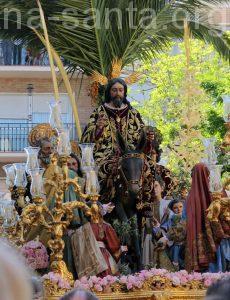 Itinerarios, estrenos, música, datos de interés de las Hermandades del Domingo de Ramos