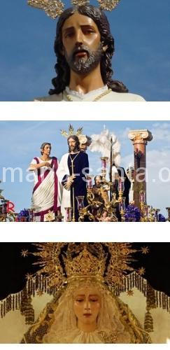 HUMILDE Y FERVOROSA HERMANDAD SACRAMENTAL DEL SANTÍSIMO NOMBRE DE JESÚS Y COFRADÍA DE NAZARENOS DE NUESTRO PADRE JESÚS CAUTIVO, MARÍA SANTÍSIMA DE LOS DOLORES Y SAN ANTONIO DE PADUA