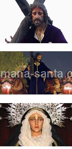 ARCHICOFRADÍA DEL INMACULADO CORAZÓN DE MARÍA Y HERMANDAD SACRAMENTAL DEL CRISTO DE LA MISIÓN, NUESTRA SEÑORA DEL AMPARO, SAN JUAN EVANGELISTA Y SAN ANTONIO MARÍA CLARET