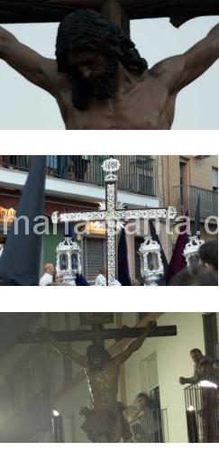 HERMANDAD DEL SANTÍSIMO CRISTO DE PASIÓN Y MUERTE, RESURRECCIÓN DE NUESTRO SEÑOR Y NUESTRA SEÑORA DEL DESCONSUELO Y VISITACIÓN. (PASIÓN Y MUERTE)