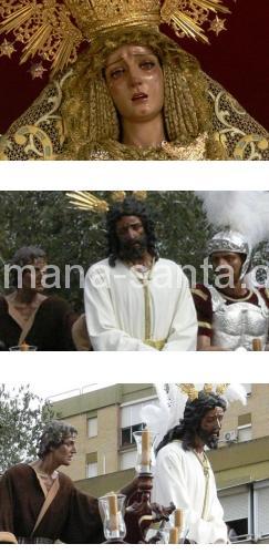 AGRUPACIÓN PARROQUIAL NUESTRO PADRE JESÚS DE NAZARET Y NUESTRA SEÑORA DEL AMOR