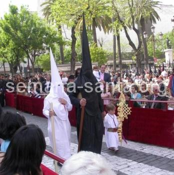 Itinerario Semana Santa de Sevilla