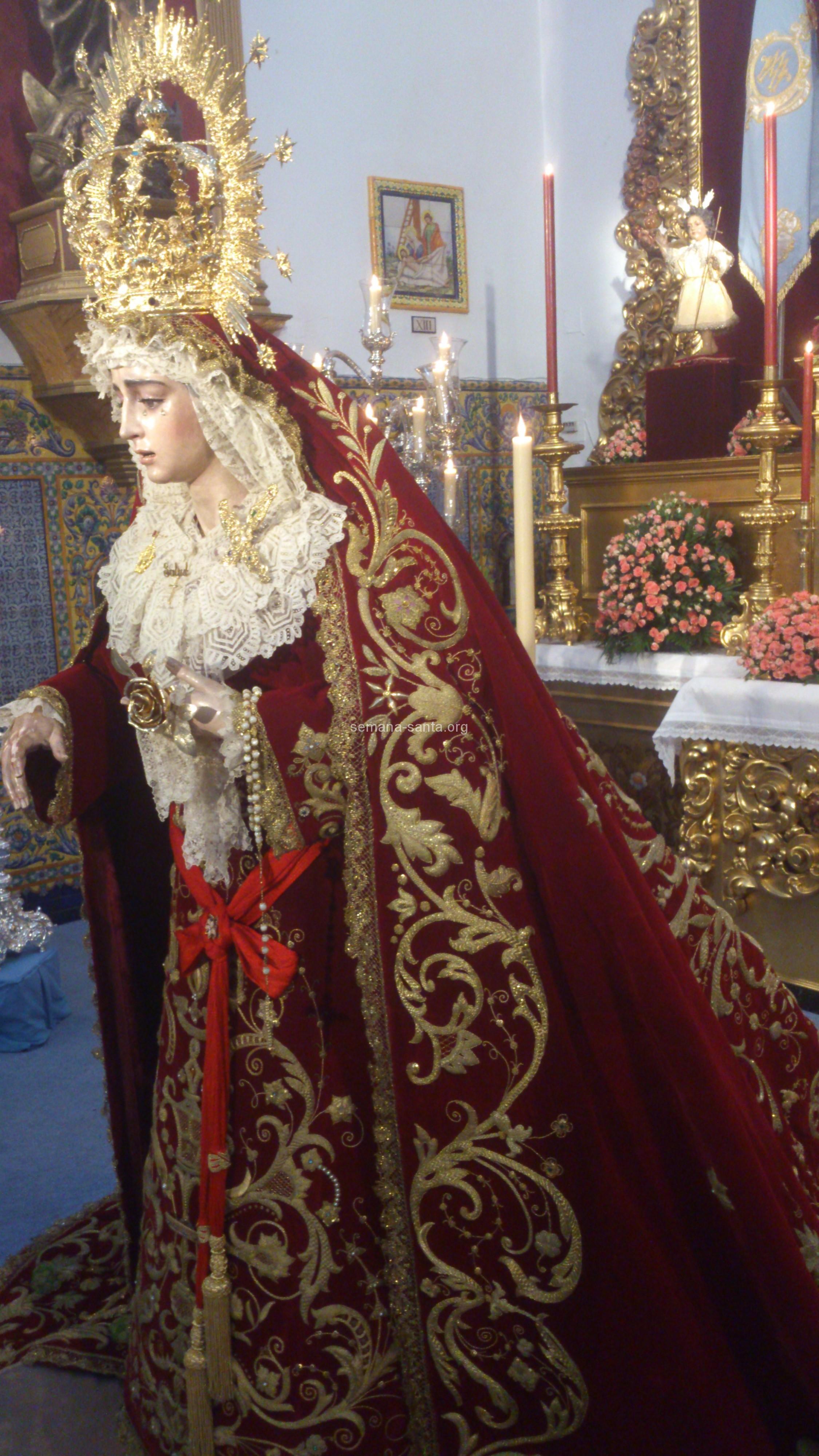 Imagenes Besamanos Virgen De La Salud San Gonzalo 19 10 2013