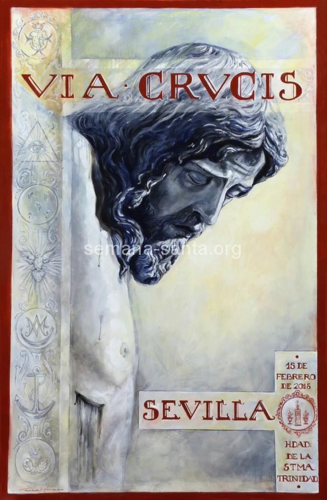 Vía Crucis en la Trinidad