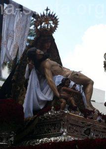 Quinario a la Virgen de los Dolores. Hermandad de Los Servitas