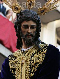 Besapiés al Señor del Soberano Poder. Hermandad de San Gonzalo