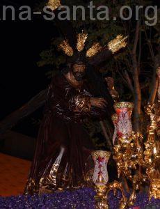 Via Crucis a Nuestro Padre Jesús de la Salud. La Candelaria