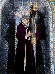 Besapiés a Jesús Nazareno. Hermandad de la O