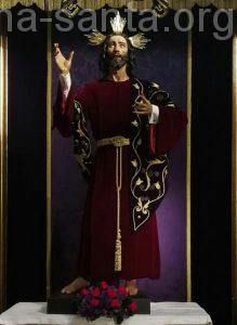 Besapiés al Señor de la Sagrada Cena