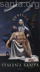 Cartel de la Semana Santa de Sevilla 2019