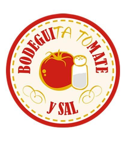les tomates et le sel Bodeguita