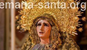 San Buenaventura: Triduo a la Virgen de la Soledad